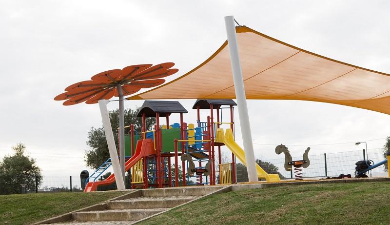 Investimento de 105 mil euros em obras em parques infantis
