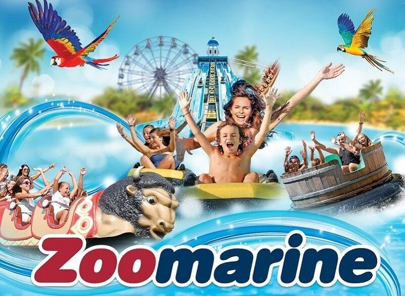 Zoomarine reabre em 2020 com novidades mais sustentáveis