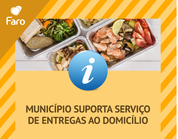 AUTARQUIA SUPORTA SERVIÇO DE ENTREGAS AO DOMICÍLIO